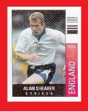 England Alan Shearer Blackburn Rovers